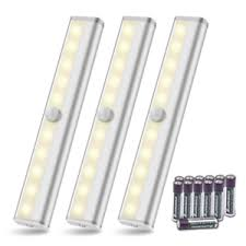 image is loading 10 led motion sensor closet light battery operated