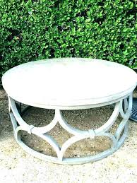 stone top coffee table round stone top coffee table stone top outdoor tables round stone coffee