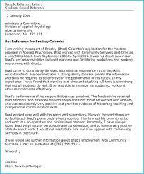 Academic Reference Letter For Professor Template University