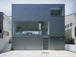 Small Picture Impressive Japan Small House Design With Wide Glasses Windows With