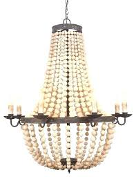 wood bead chandelier wooden terracotta designs beaded with inspirations small world market wood bead chandelier