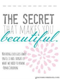 Being Beautiful Quotes And Sayings Best of The Secret To Being Inspire Pinterest Peace