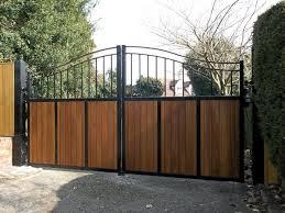 metal fence gate designs. Beautiful Metal Fence Gate Designs 8 Hardwood With Frame; Wooden Gates (Timber) From Tonbridge M