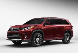 2017 Toyota Highlander Gets New Direct Shift 8-Speed - Car Pro