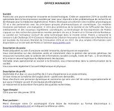 Appointment Letter Format Administrative Officer Architects
