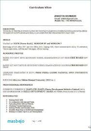 Resume 40 Examples Awesome Example Skills For Resume Fresh Magnificent Example Resume 2017