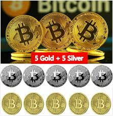 Download the official bitcoin wallet app today, and start investing and trading in btc or bch. 10pcs Bitcoin Coins Commemorative Collectors New Gold Silver Plated Bit Coin Ebay