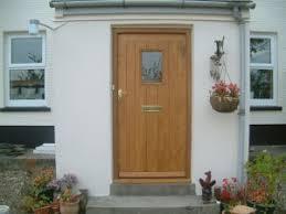 wooden front doorOak  Timber Exterior Doors  Hand Made Wooden Windows  Doors