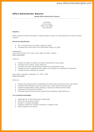 office administrator resume samples branch office administrator resume sample for samples free socialum co