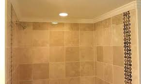Bathroom Crown Molding Delectable Crown Molding In Bathroom Shower Photo 48 Of 48 48 With Tile Showers