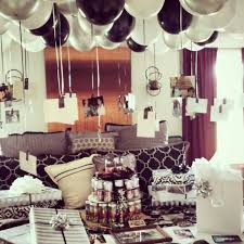 diy birthday decorations for boyfriend billingsblessingbags org