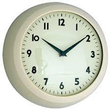 amazing retro kitchen wall clock 5 retro kitchen wall clocks uk image of retro kitchen