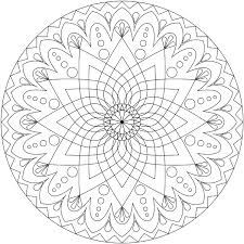 Small Picture Coloring picture Mandala coloring pages printable and colors