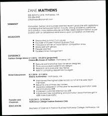 Fashion Resume Templates Classy Fashion Resume Templates 28XOV Free Entry Level Fashion Assistant