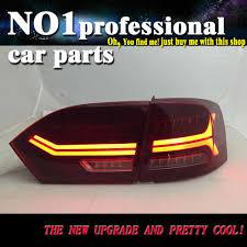 2012 Vw Jetta Brake Light Replacement Car Taillights 2012 2017 For Volkswagen Jetta Mk6 Tail Light