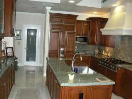 best green granite countertops