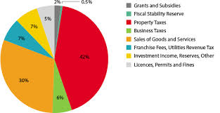The City Of Calgary City Revenue And Expenditures