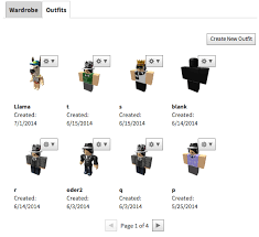 How To Create An Outfit On Roblox Fellow Robloxian How To Create An Outfit On Roblox