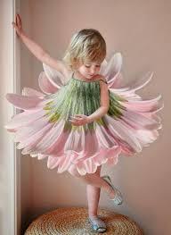 little flower fairy costume