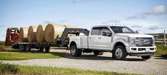 f 250 and f 350 engine options for 2018