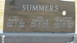 Shirley W. Wallace Summers (1930-2000) - Find A Grave Memorial