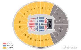 Bts Seating Chart Rose Bowl Stadium Seating Chart Interactive Www