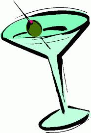 Image result for martini clip art