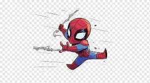marvel spider man ilration spider