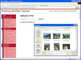 Uploading Files Vb Microsoft Docs