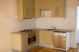 large kitchen design light