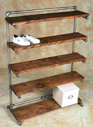 shoe rack design cool making a about remodel minimalist room with diy lazy susan plans full