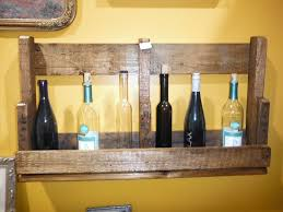 pallet wall wine rack. Furniture:Simple Decoration Furniture For Diy Wall Wine Rack Ideas Great Looking Recycled Pallet Wood A