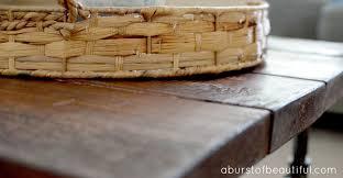 Diy Industrial Coffee Table Diy Rustic Industrial Pipe Coffee Table A Burst Of Beautiful