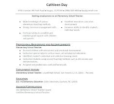Samples Of Resumes For Highschool Students Sample Resume For Highschool Students With Work Experience Example