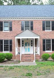 color house paintHow To Pick A Color And Paint Your Front Door  Young House Love