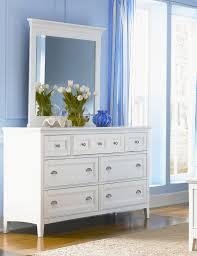 Mirror In Bedroom Bedroom Sweet White Wooden Multiple Drawers With Chrome Handle