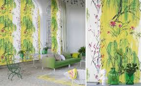 Small Picture Buy Designers Guild Willow Flower Wallpaper