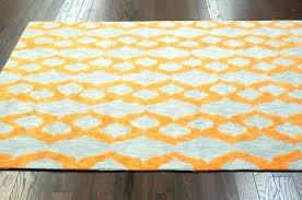 dark grey and orange area rug burnt blue impressive designs for ordinary gray or light grey and orange area rug