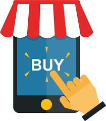 Online Clipart Online Shopping Shopping Cart Software Retail E Commerce Free