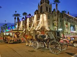 Festival Of Lights At The Mission Inn Riverside Mission Inn Festival Of Lights In Riverside Run Eat Repeat