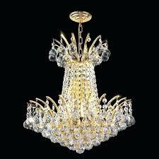 rose gold crystal chandelier earrings worldwide lighting empire 4 light