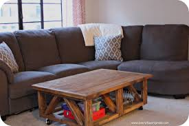 diy rustic coffee table ideas brown rectangle wood diy throughout rustic wood diy
