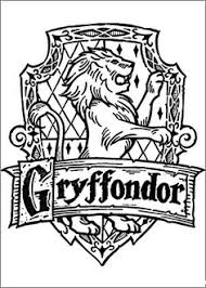 Small Picture Coat Of Arms Coloring Pages AZ Coloring Pages harry potter