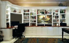 custom home office furniture. Office Desk With Bookcase Luxury Home Desks Design Wall Unit Space For Electronics Writing . Custom Furniture
