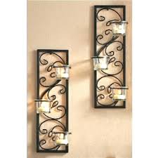 rustic wall candle sconce candle wall holders medium size of large rustic candle wall sconces candle