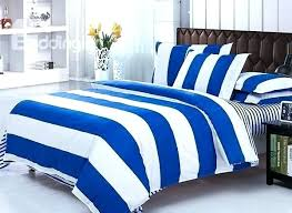architecture blue and white striped duvet cover new luxury covers sanderson bedding at bedeck within