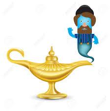 Genie Lamp Clipart Aladdin Magic Carpet Free Clipart On