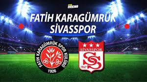 Canlı Anlatım | Fatih Karagümrük Sivasspor maçı - Spor Haberleri