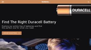 Duracell Battery Chart Access Ww2 Duracell Com Duracell Batteries Aa Aaa