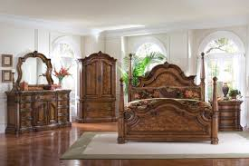 Bedroom:Poster Bedroom Sets Furniture King Size Canopy Best Of  Extraordinary Queen Cherry Thomasville Set